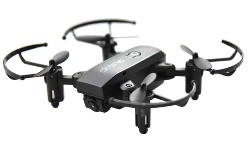 Ультракомпактный дрон Linxtech IN1601