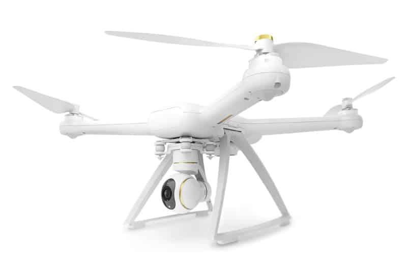 Продвинутый квадрокоптер Xiaomi Mi Drone
