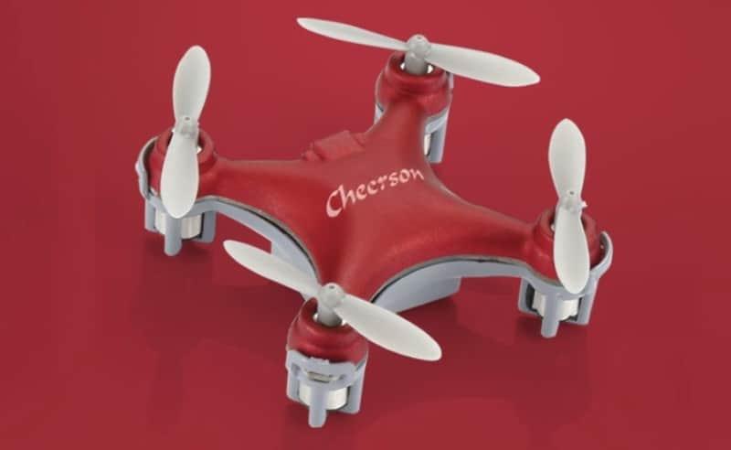 Игрушечный квадрокоптер Cheerson CX-10SE