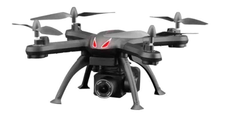 Квадрокоптер с хорошей камерой X6S