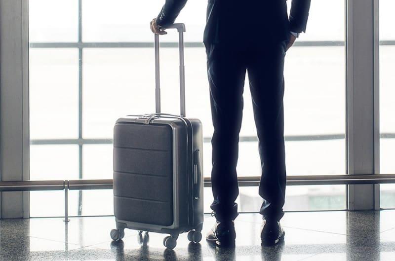 Дорожный чемодан кабинного формата