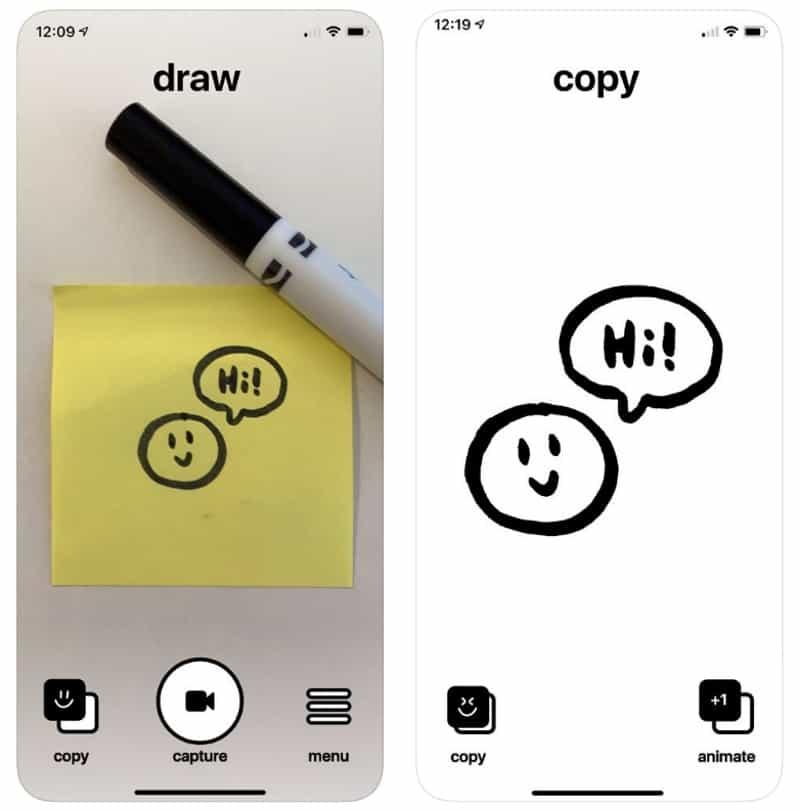 DoodleLens - приложение для создания дополненной реальности