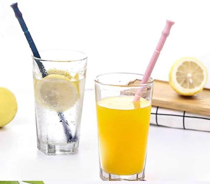 Складная трубочка для питья