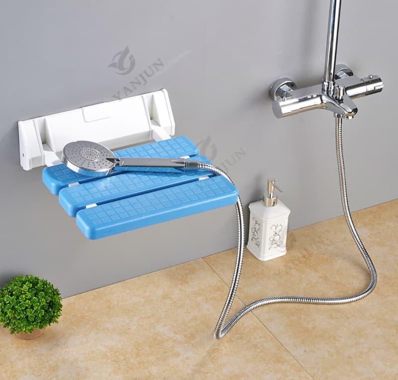 Откидная сидушка для ванной Yanjun