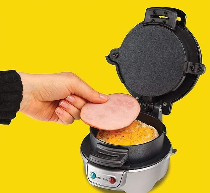 Электропечка для приготовления бургеров