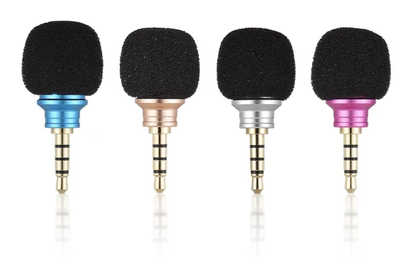 Портативный микрофон Andoer EY-610A
