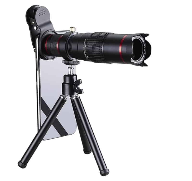 Телескопический объектив Orsda HD