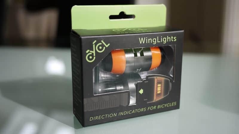 Велосипедные поворотники CYCL WingLights