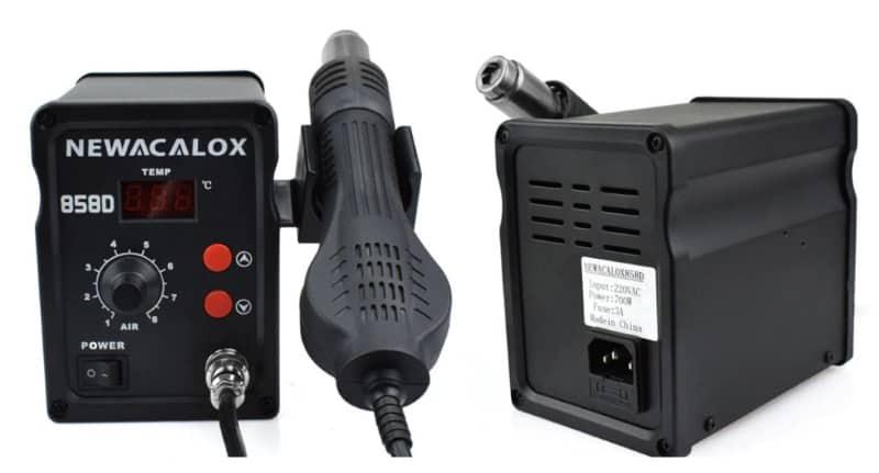 Термофен для пайки Newcalox