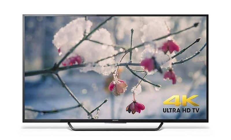 Телевизор для спорта и фильмов SONY XBR55X810C
