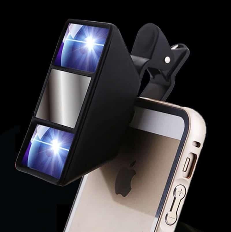 Стереоскопический адаптер для 3D-фотографий
