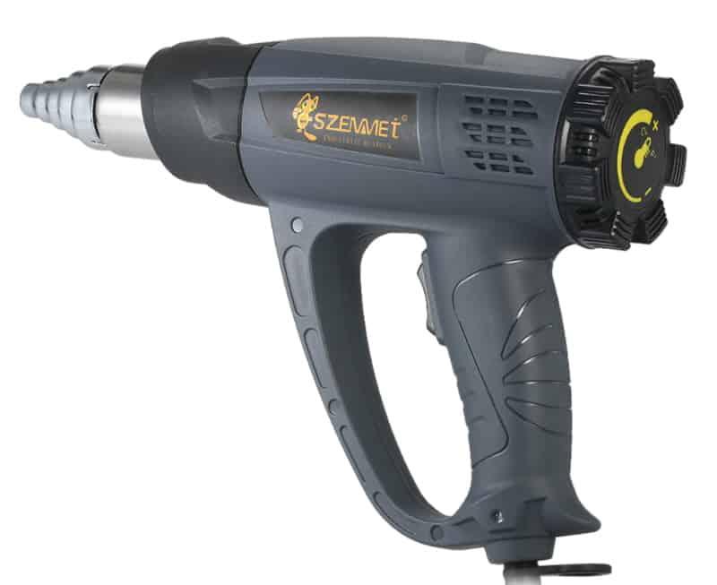 Промышленный тепловой пистолет Szemett