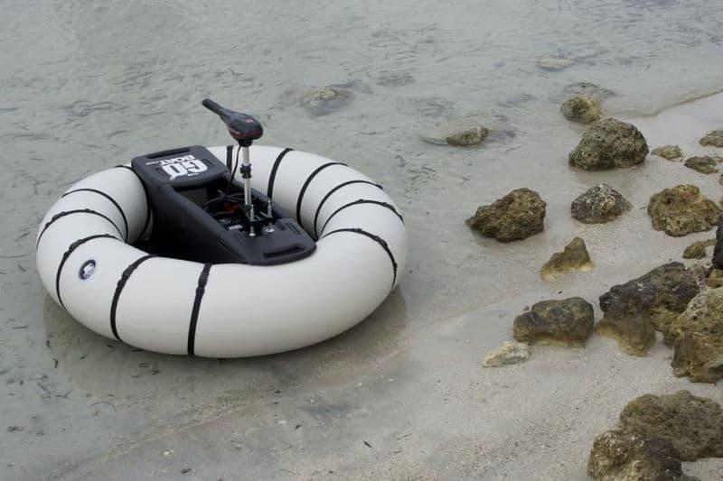 Надувная бамперная лодка Go Boat