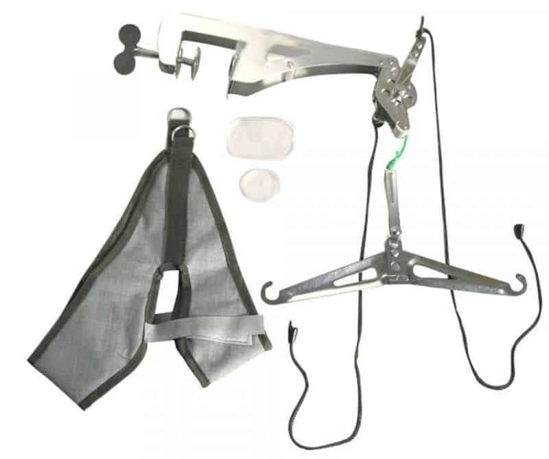 Надверный механизм для вытягивания шеи Vinmax