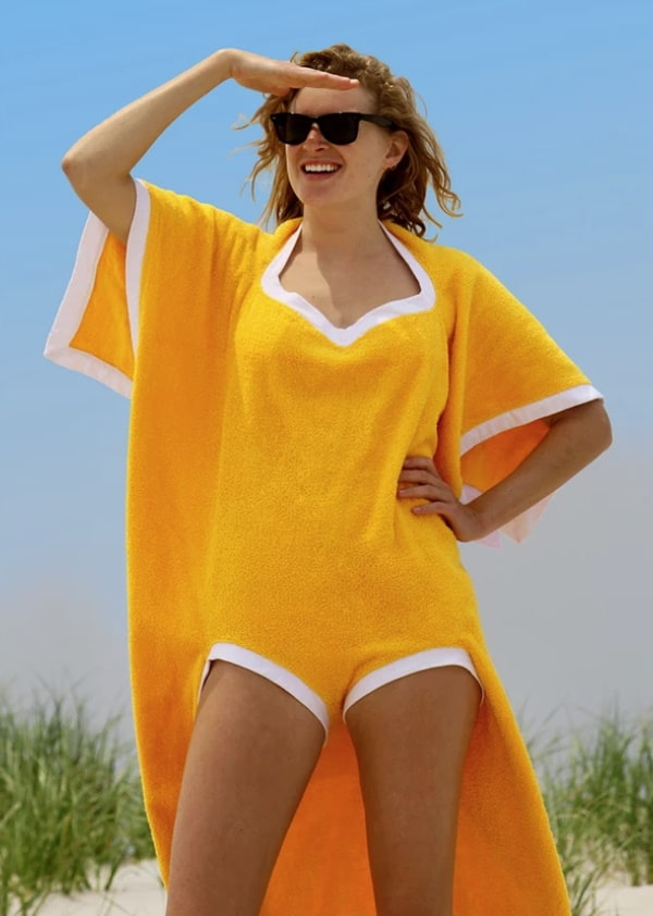 Полотенце-купальник Towelkini