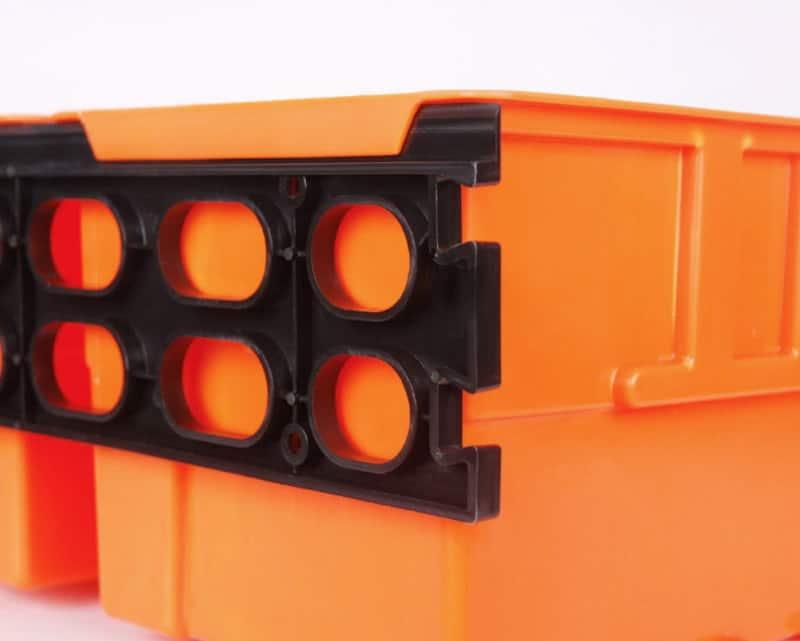 Модульная система хранения для мастерской HORUSDY