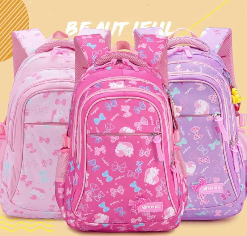Удобный рюкзак для девочек Weibo
