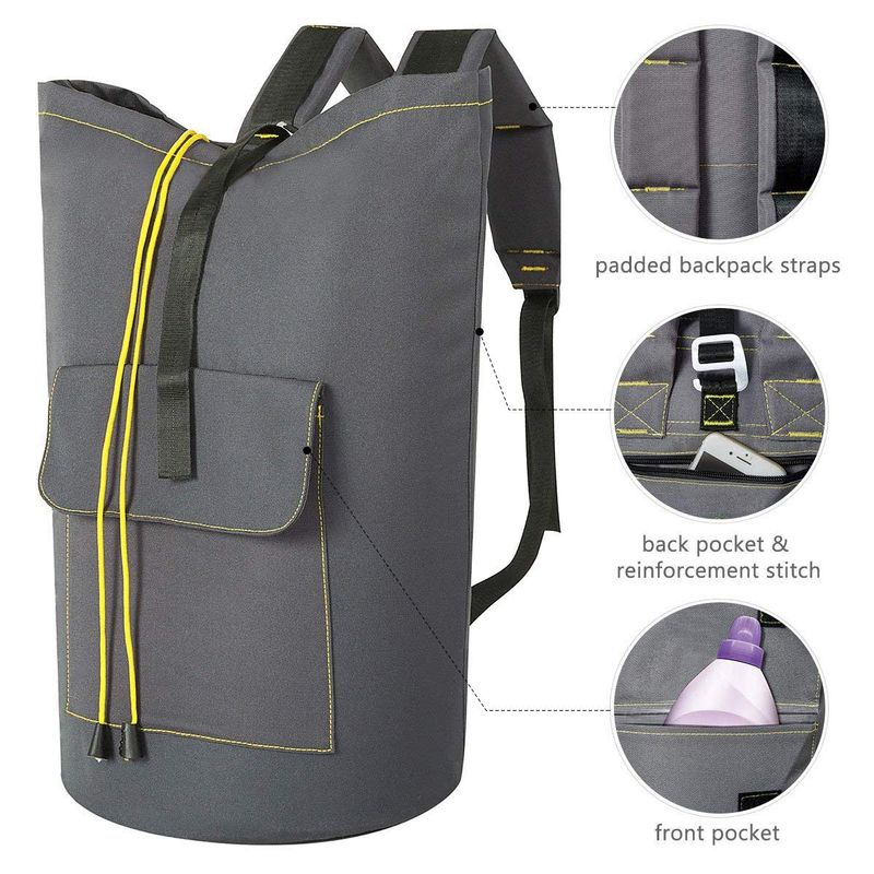 Рюкзак для переноски грязного белья Wowlive