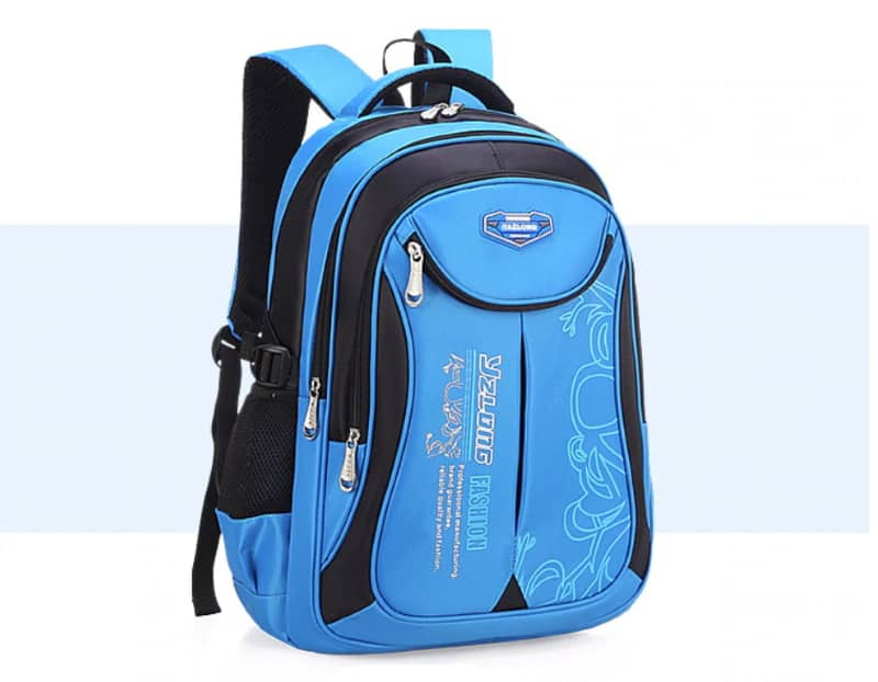 Удобный школьный рюкзак для мальчиков и девочек