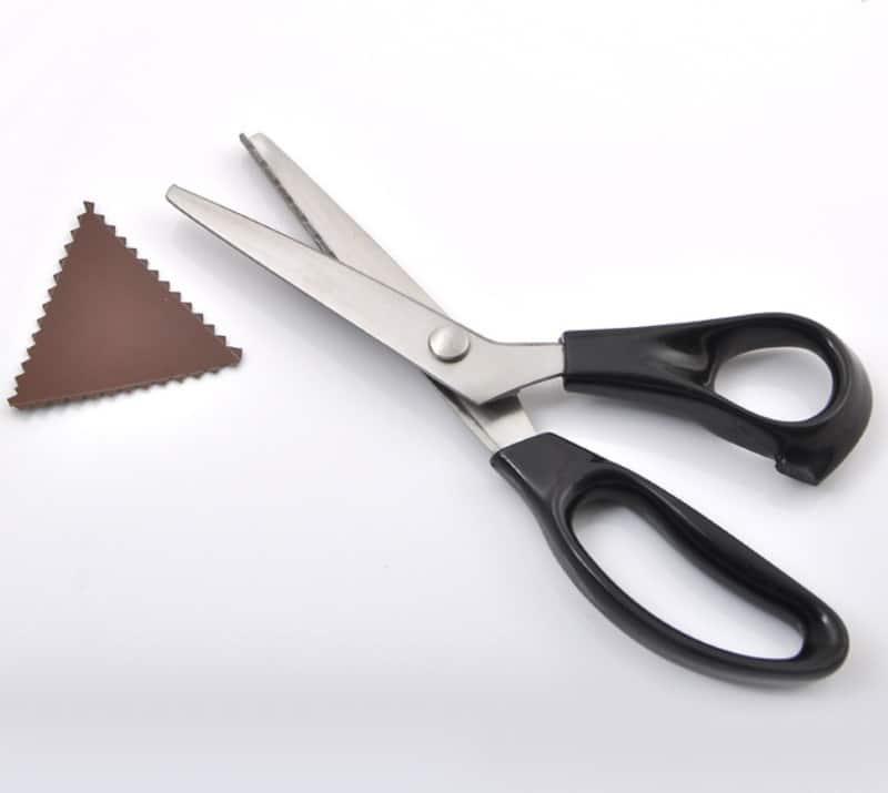 Фигурные ножницы для ткани