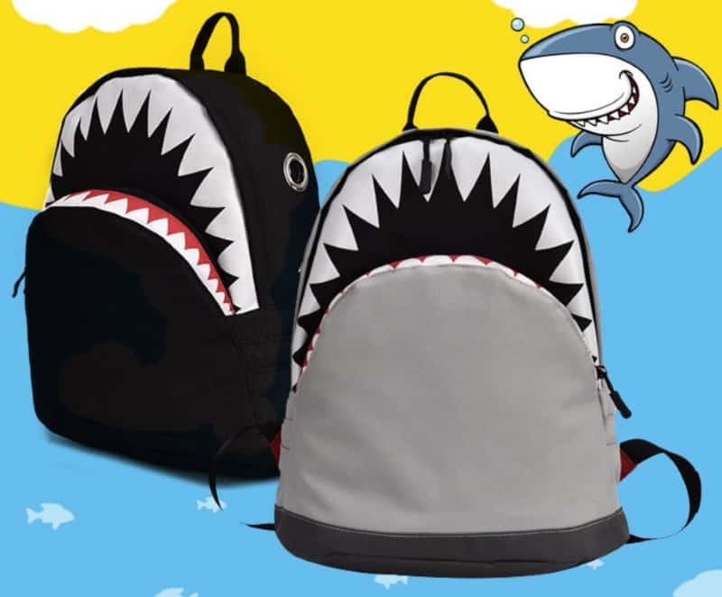 Рюкзак-акула