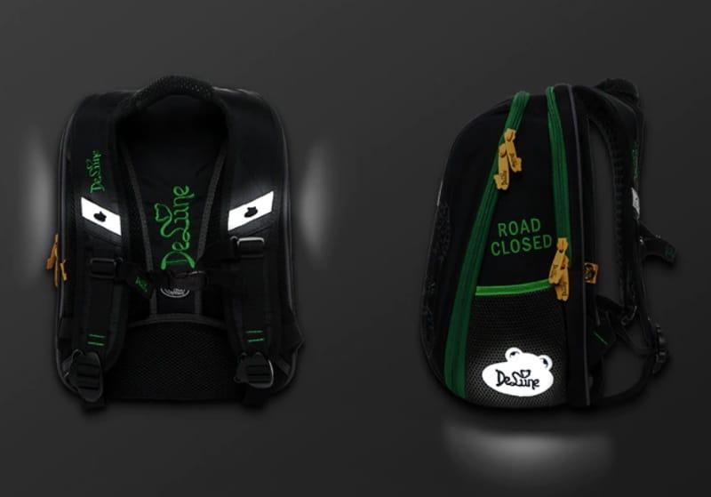 Вместительный рюкзак Delune