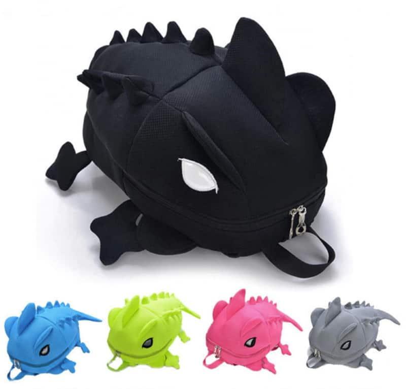 Рюкзак-динозавр
