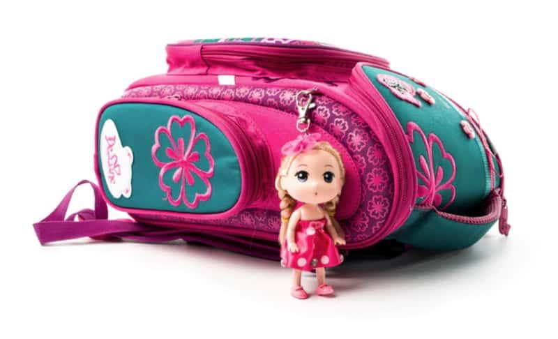 Раскладной рюкзак для девочек