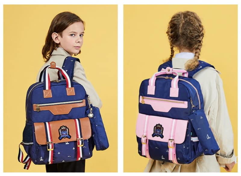 Девчачий рюкзак