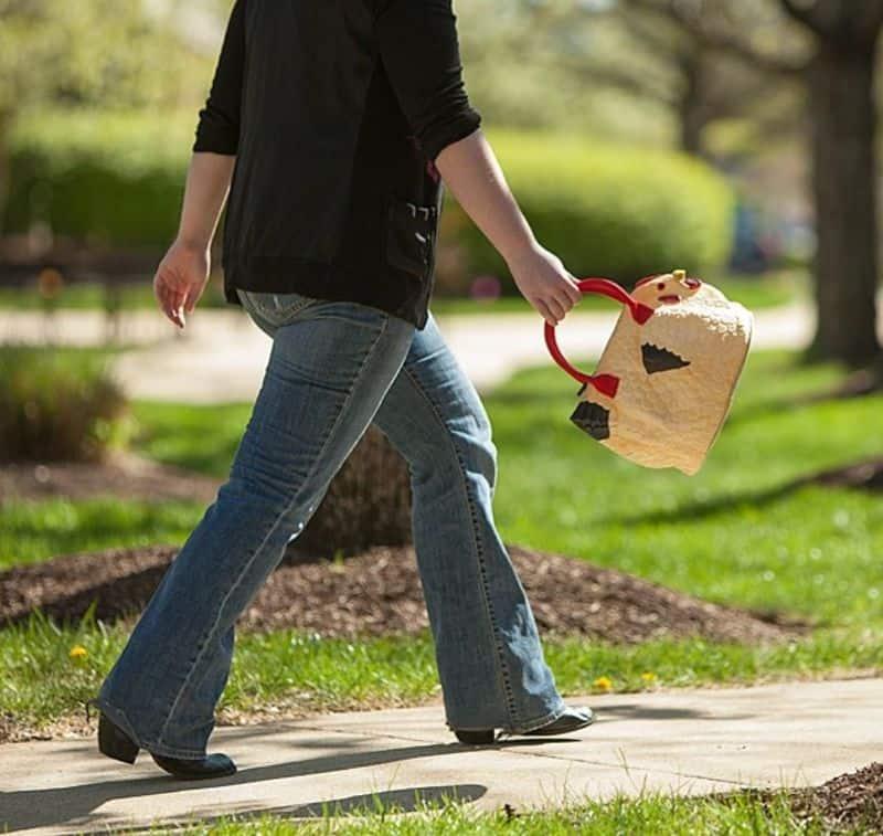 Стильная сумка-несушка