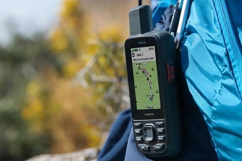 Garmin GPSMap 66i - cпутниковый коммуникатор с GPS