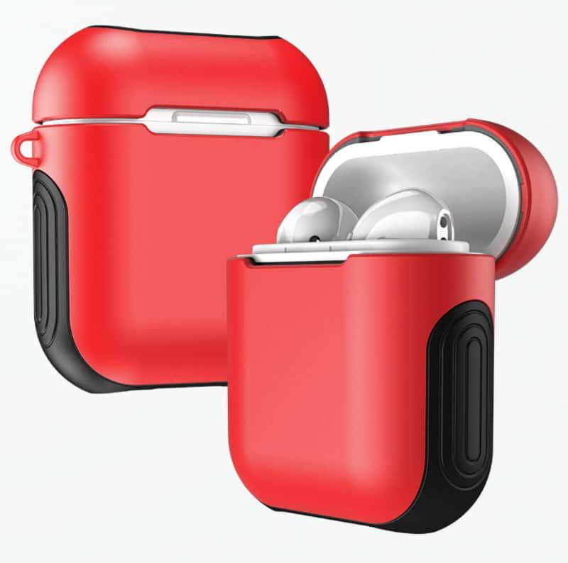 Зарядный чехол для наушников Apple AirPods