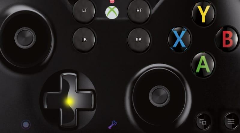 VGamepad - приложение для превращения телефона в геймпад