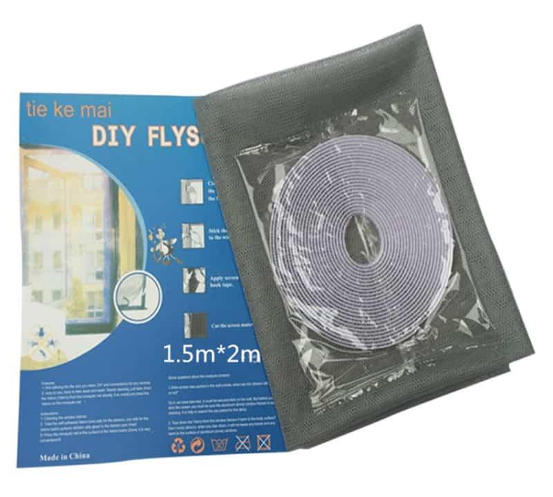 Набор для установки антимоскитной сетки
