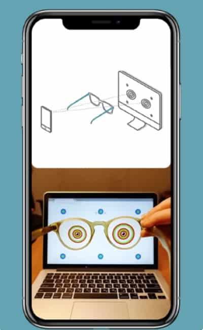 Liingo Eyewear - приложение для проверки очков