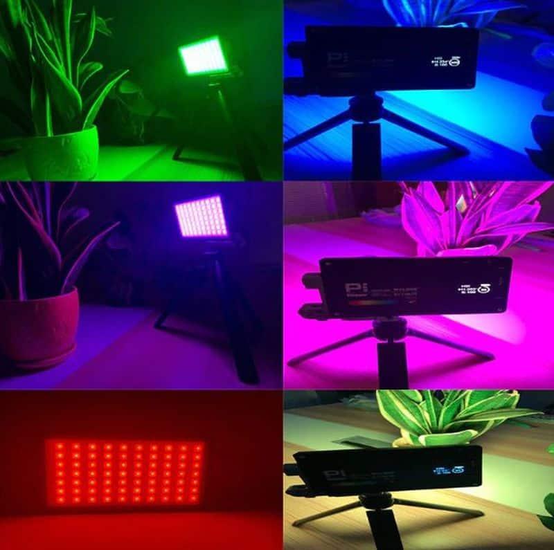 Световая RGB-панель для фотокамер Boling BL P1
