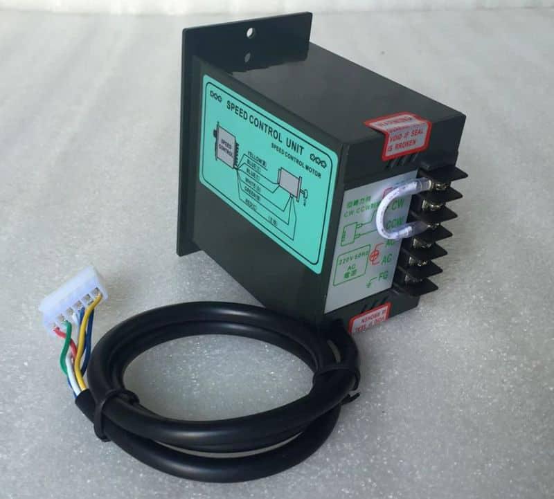 Контроллер для управления скоростью электродвигателя