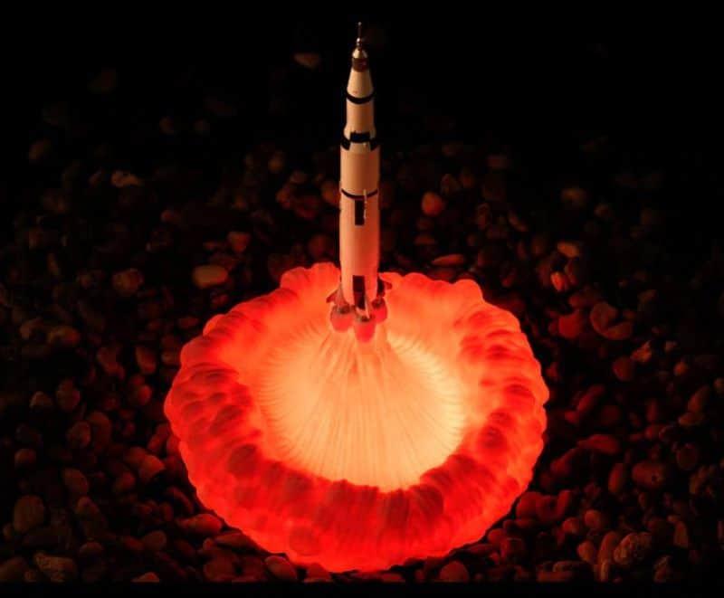 Светильник «Космический корабль»