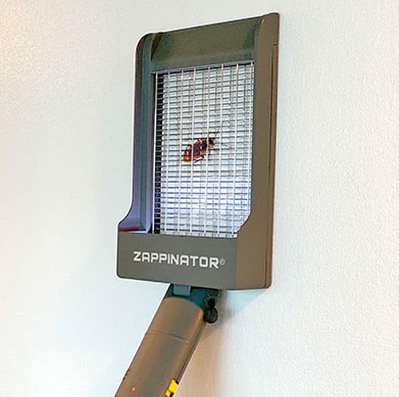 Электрическая мухобойка Zappinator