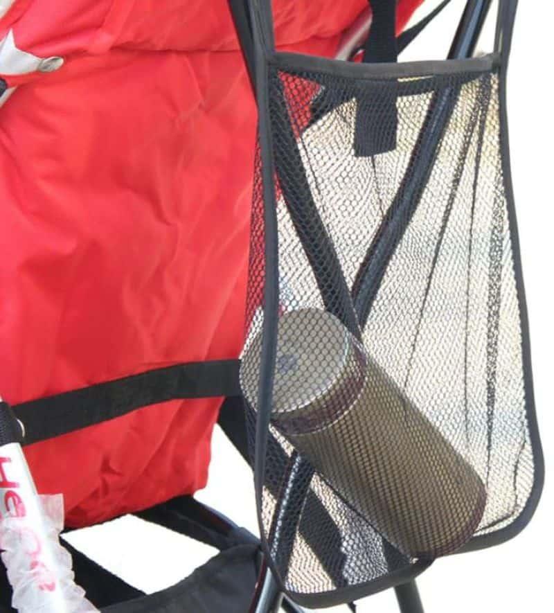 Сетчатая сумка для детских колясок