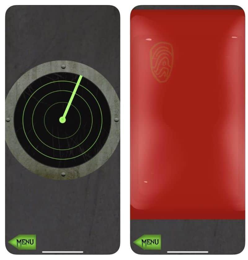 Ghost Detector - приложение для охоты за призраками