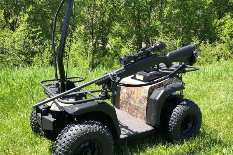 Квадроцикл-самокат Rogue10