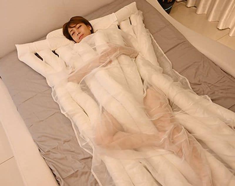 Японское одеяло-лапша