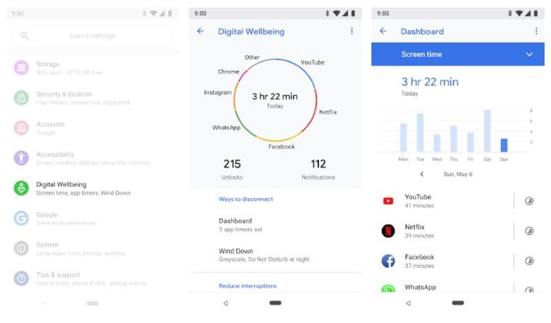 Цифровое благополучие - приложение для избавления от цифровой зависимости