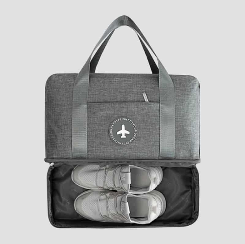 Дорожная сумка с отсеком для обуви