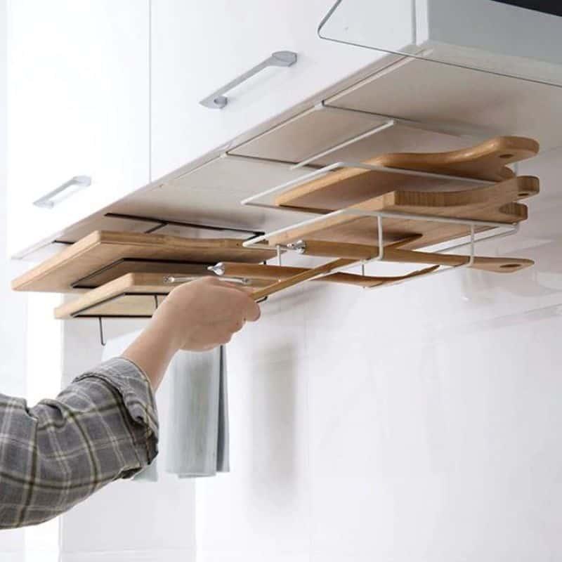 Подвесная полка для кухонных шкафов