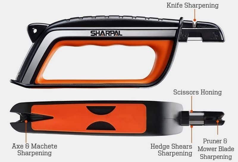 Универсальная точилка Sharpal 103N