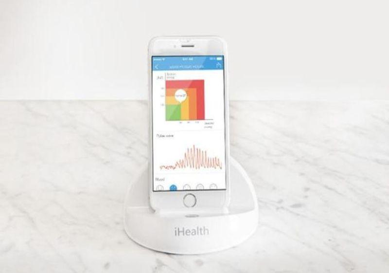 Измеритель кровяного давления Xiaomi iHealth