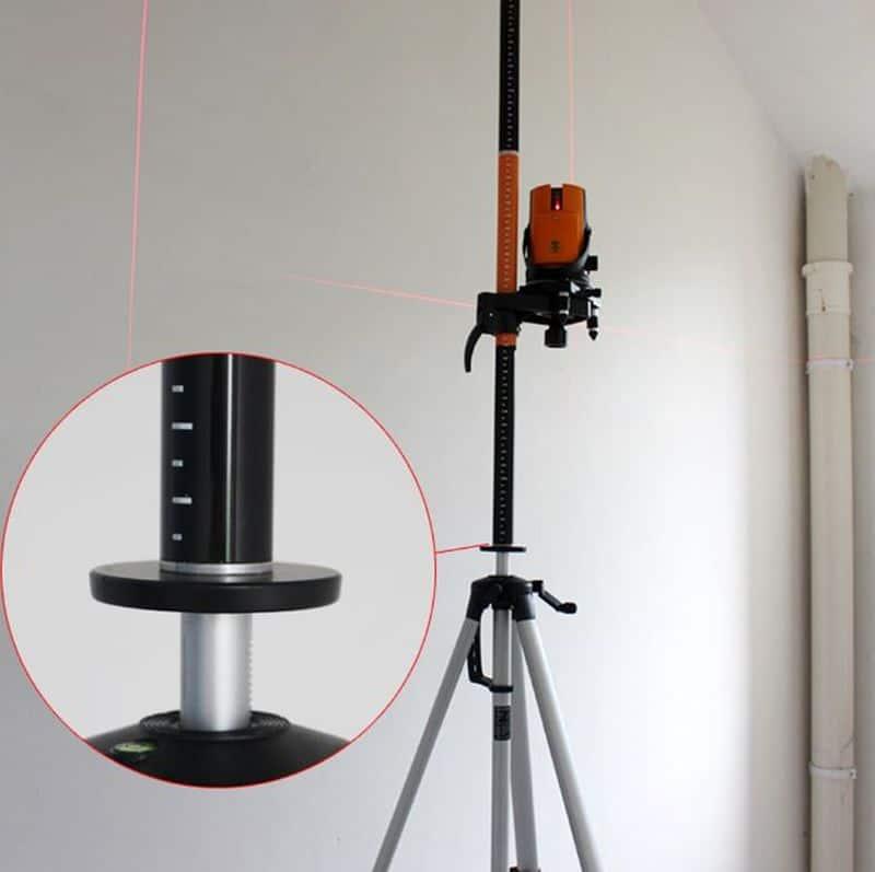 Кронштейн для установки лазерного уровня