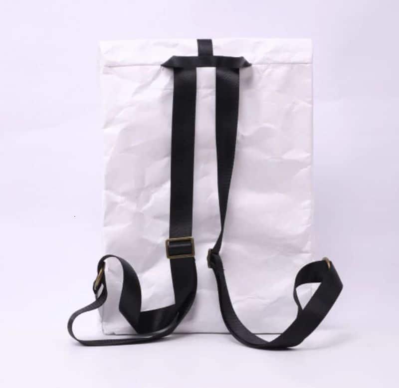 Рюкзак в виде бумажного пакета